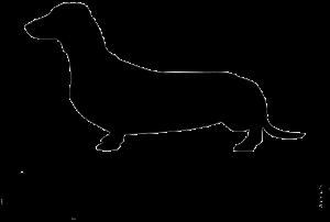Hampdach Dachshunds Logo